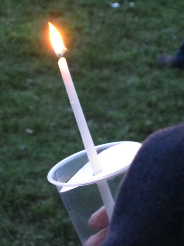Candlelight for Addison